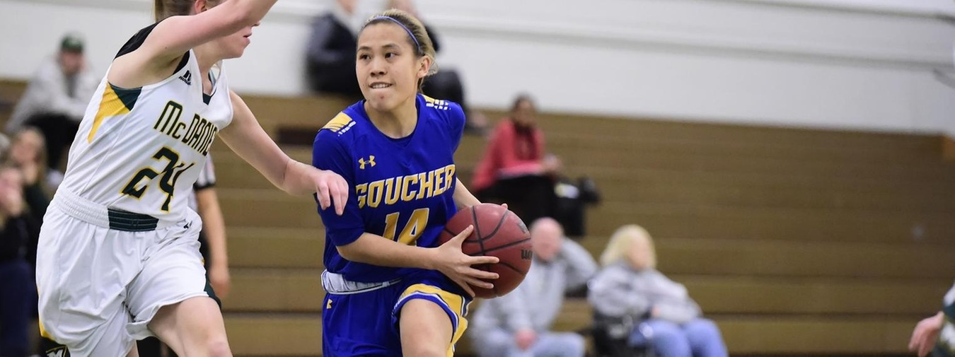 Goucher Women's Basketball Starts Final Homestand Against Catholic On Wednesday