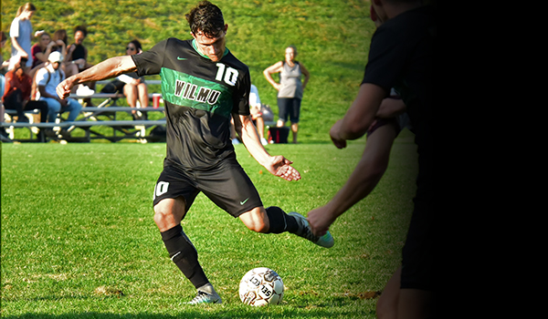 Dominate Second Half Brings Wilmington Men's Soccer Back for 3-2 Victory at Philadelphia