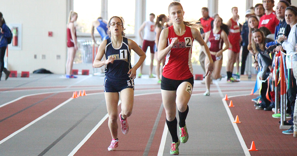 Catholic Opens Indoor Season at F&M Invite