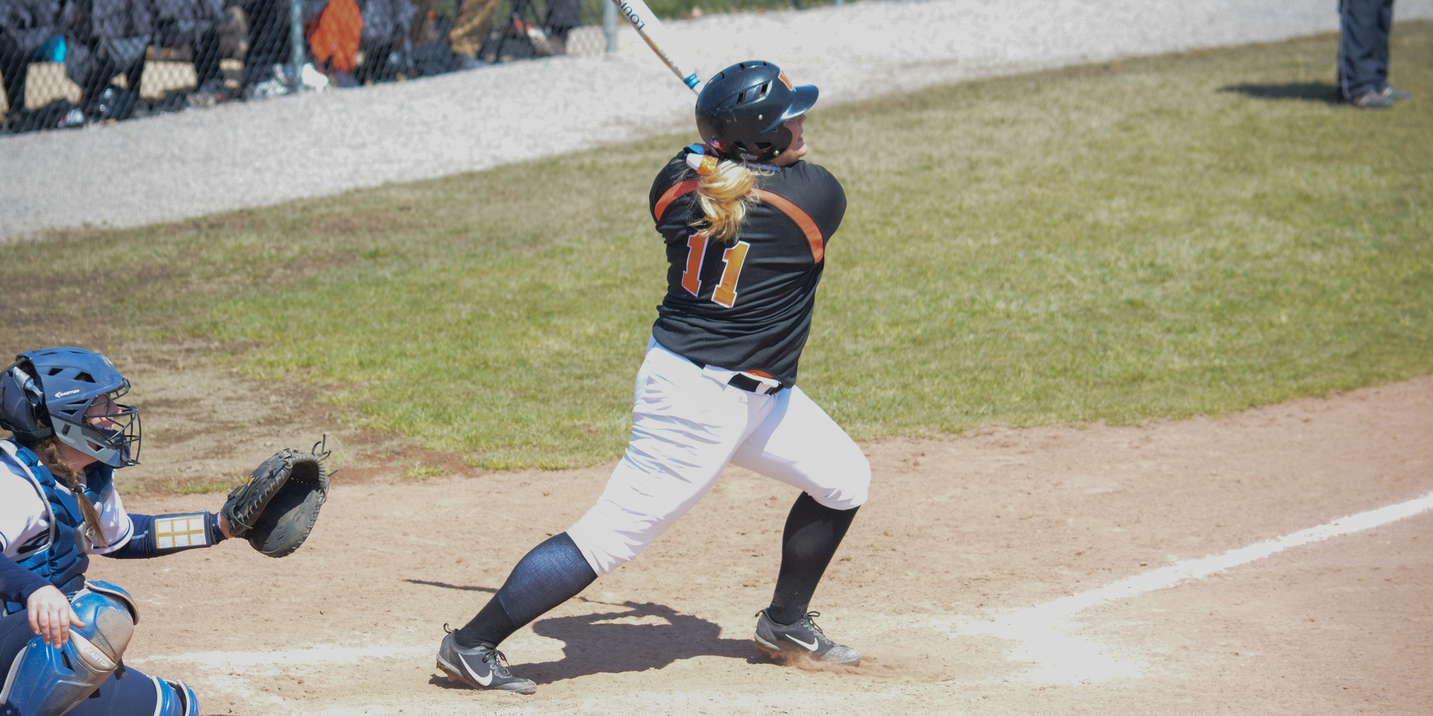 Oilers Sweep Day Against Hillsdale
