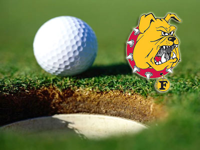 Men's Golf Storms Back To Finish Second