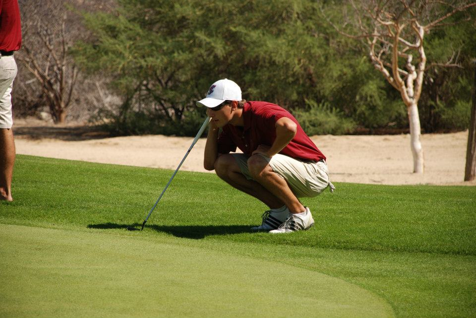 Scott Lowe Paces SCU Golf in Cabo, Among Top 10 After Round Two