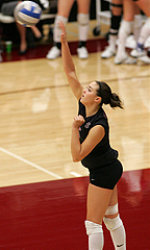 SCU Volleyball Season Ends With 3-0 Sweep By Missouri