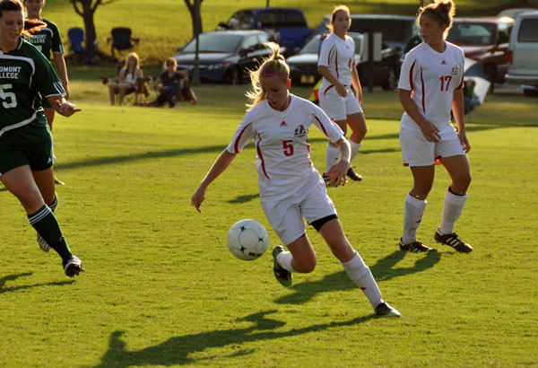 Women's Soccer: Piedmont edges Panthers 1-0 in GSAC match