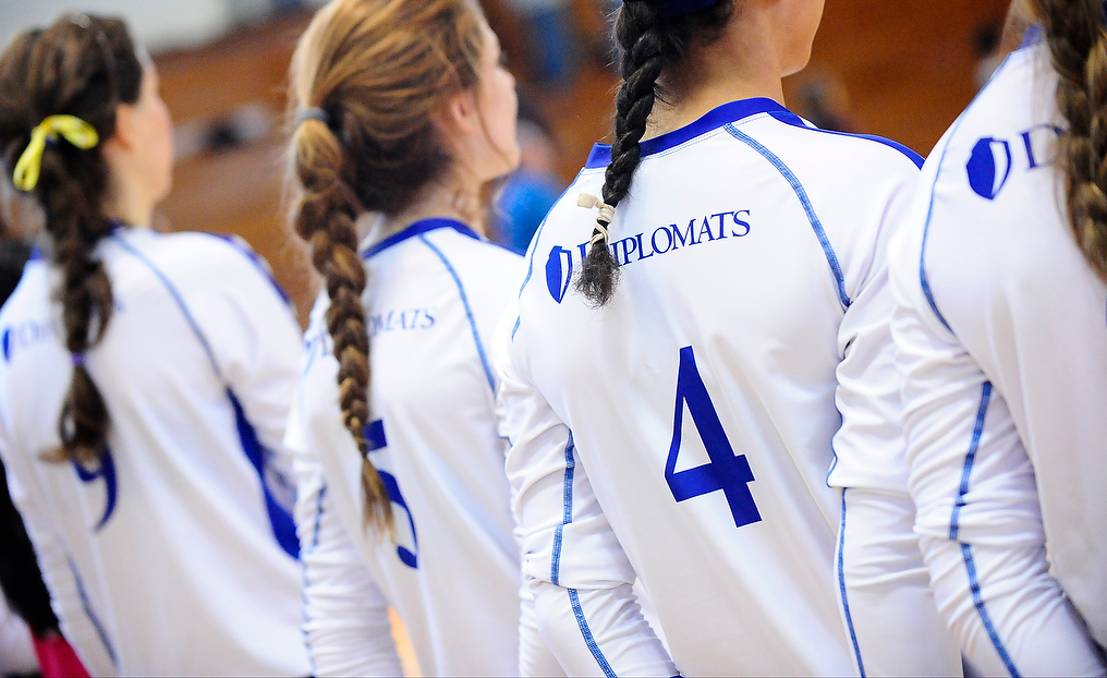 Volleyball Opens 2015 Play Tuesday