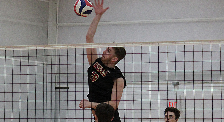 Men's Volleyball Wins At Keuka, Now 3-0 In NEAC