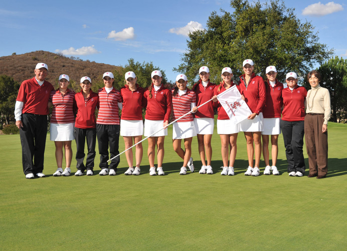 Bronco Women Play Well, Finish Third at SCU's Colby Invitational