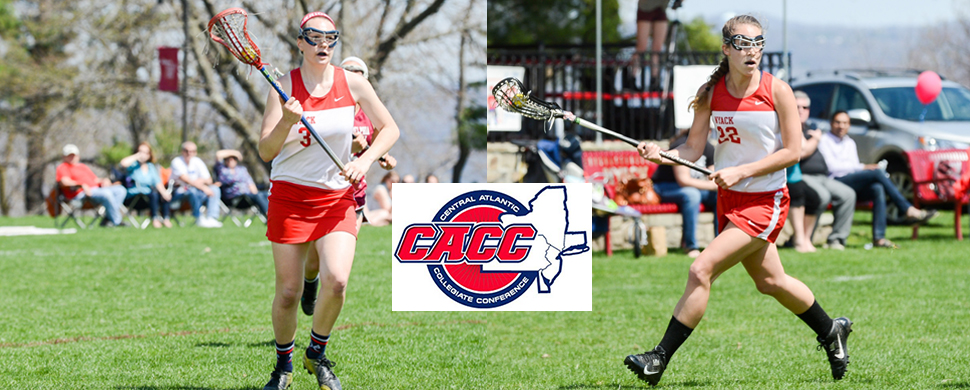 Lebo & Walborn Honored with Women's Lacrosse All-Conference Recognition