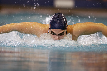 McCabe Competes on Day One at NCAA Championships