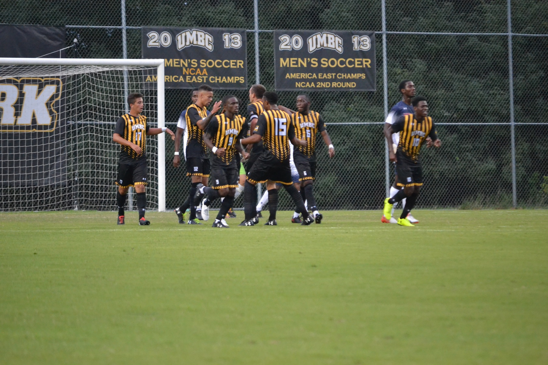 UMBC Men's Soccer Blanks Howard 3-0 on Monday Night in Front of a Record Crowd