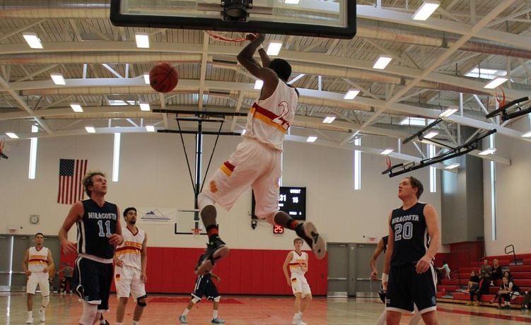 COD Men's Basketball struggles in second half against Spartans, falls 108-83