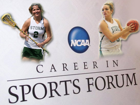 Liz Stephens - NCAA Career in Sports Forum