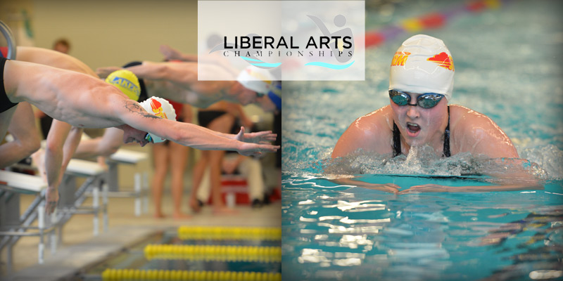 Records fall on first day of Liberal Arts Championships