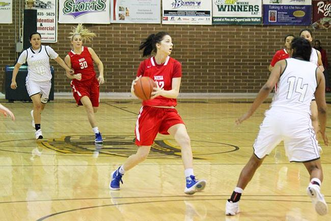 Women's Basketball Plagued with Turnovers, lose at Scottsdale, 80-62