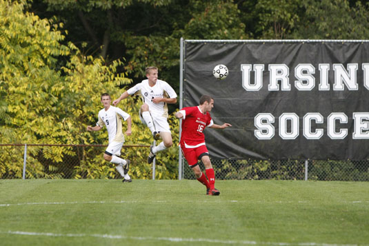 Men's Soccer falls to St. Mary's, 3-0