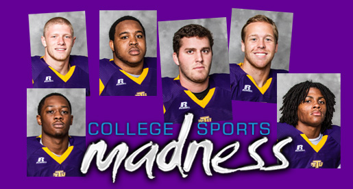 Six Golden Eagles listed on College Sports Madness all-OVC team