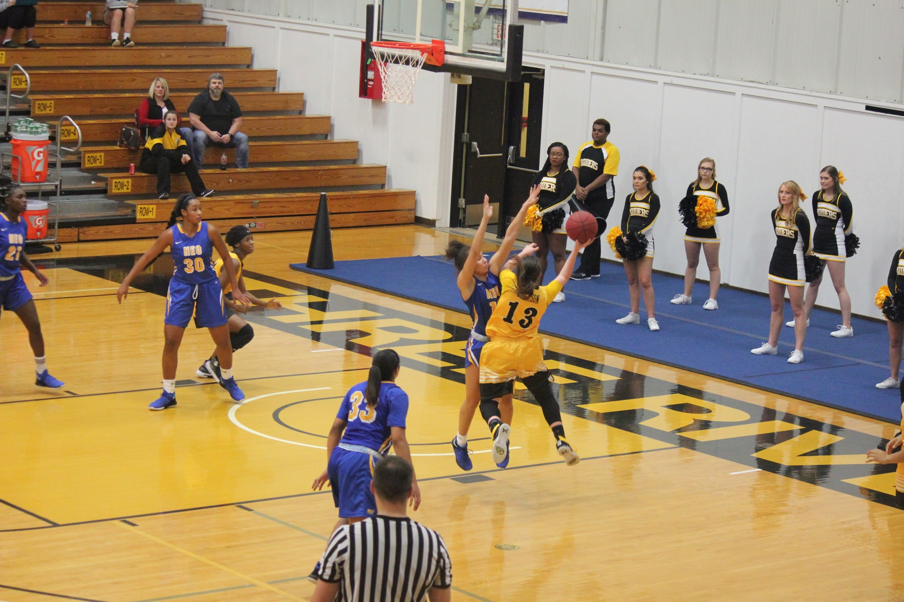 Lady Raiders can't contain NJCAA 'Player of the Week'