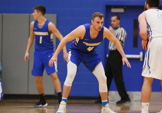 MEN'S BASKETBALL DOWNED BY FRAMINGHAM STATE