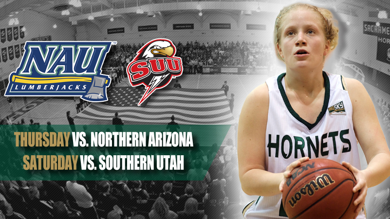 Women's Hoops Hosts Northern Arizona and Southern Utah this Week