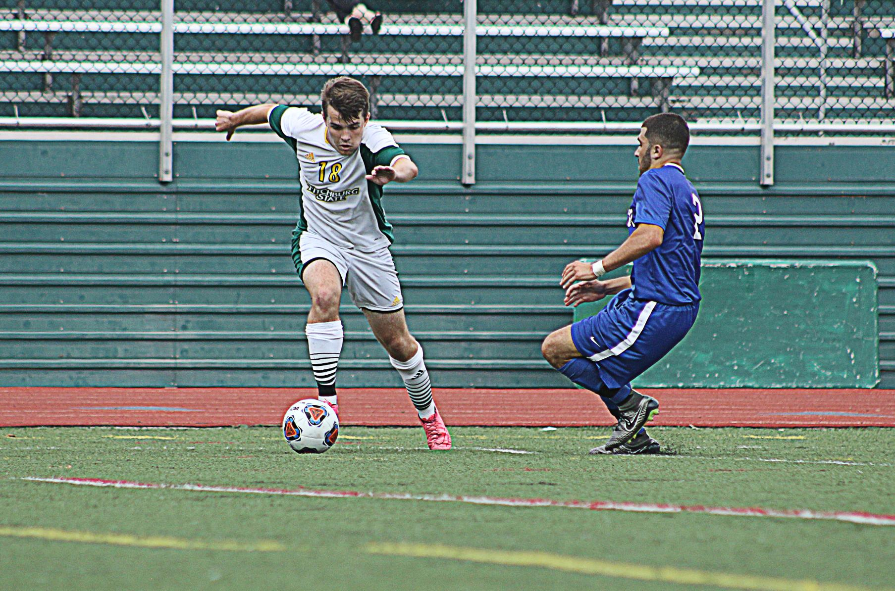 Fitchburg State Shuts Down Becker, 5-0