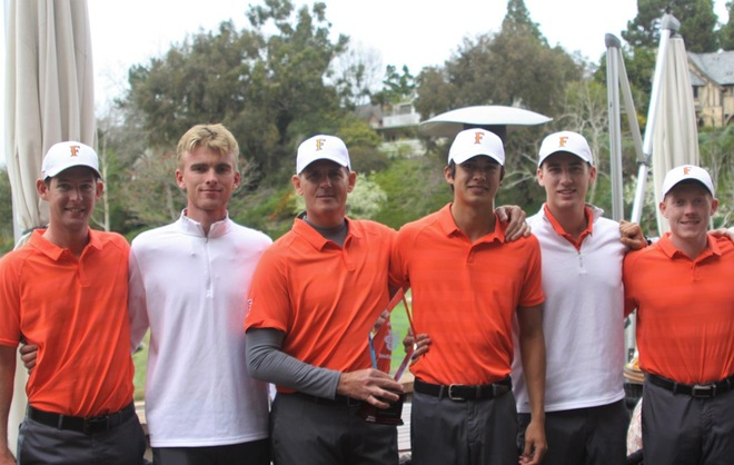 Titans Capture First Place at the UCI Anteater Invitational