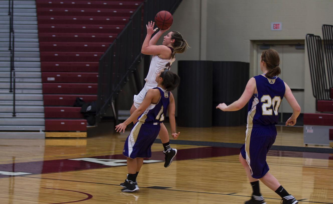 Women's Basketball loses a heart-breaker to Albion 74-73 on Wednesday