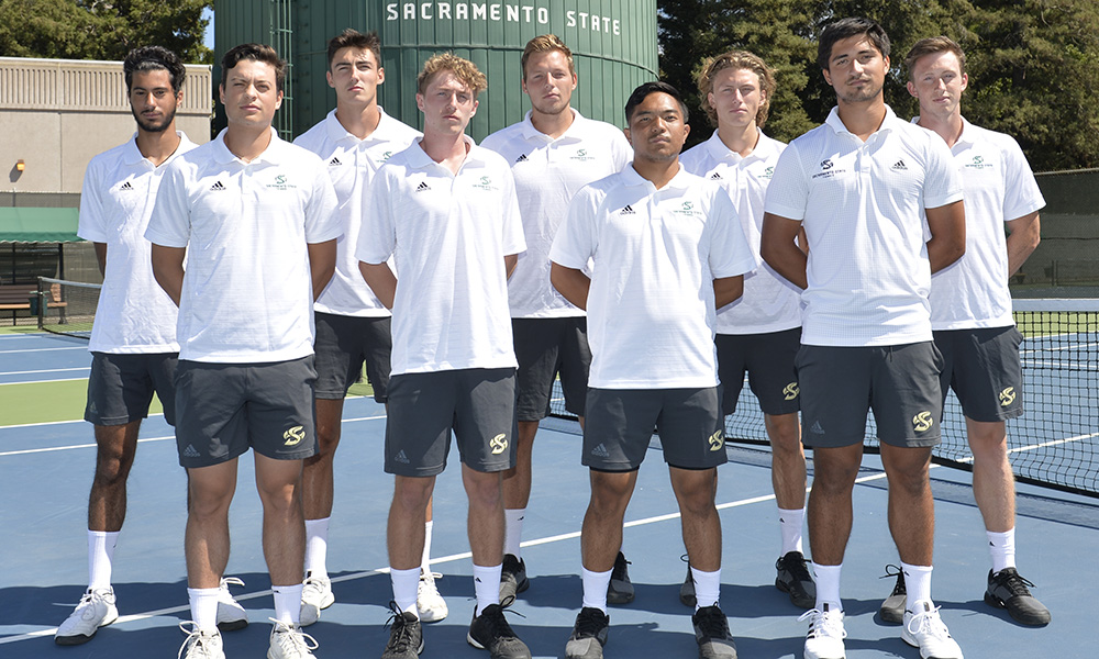MEN'S TENNIS OPENS BIG SKY TOURNAMENT PLAY ON THURSDAY AT 8 A.M.