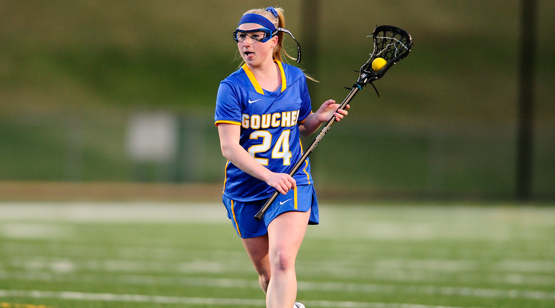 Stull Nets Four for Women's Lacrosse in Season Opening Defeat at Neumann