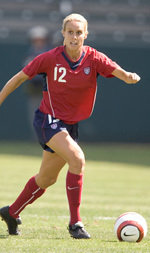 Osborne Named Woman of the Match In 2-0 U.S. Victory Over Canada