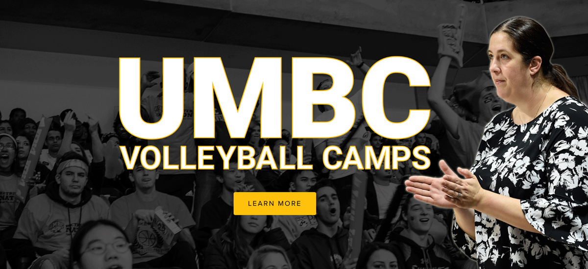 Registration opens for 2019 UMBC Volleyball Camps