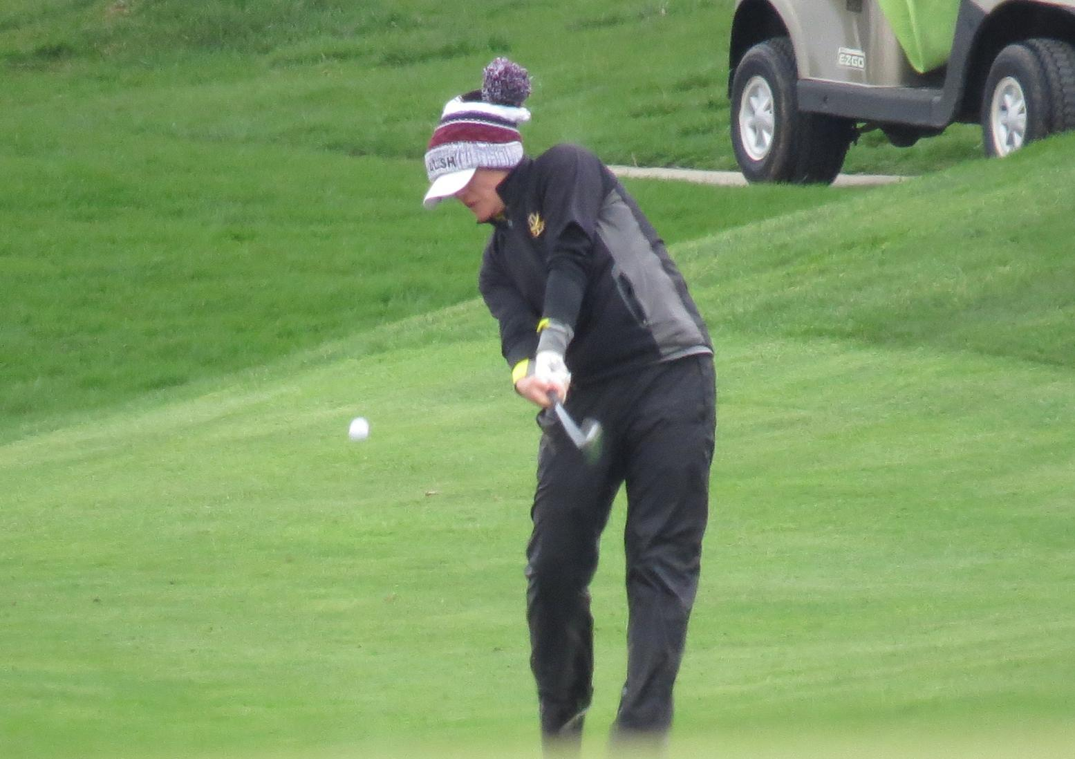 Walsh Finishes Fourth At G-MAC Championships