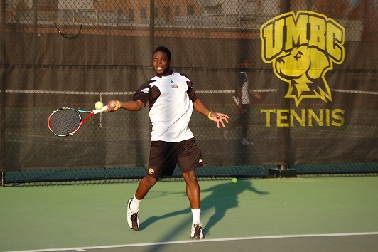 Tennis' Joe Adewumi Named to Capital One Academic All-District Men's At-Large Squad