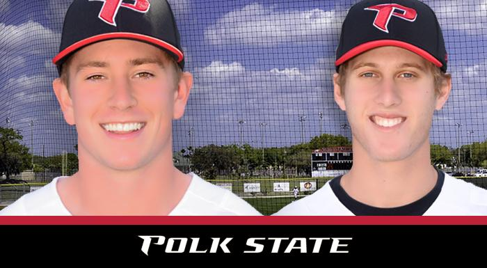 Kyle Jackson and Brad Labozetta earned Player of the Week and Pitcher of the Week honors.