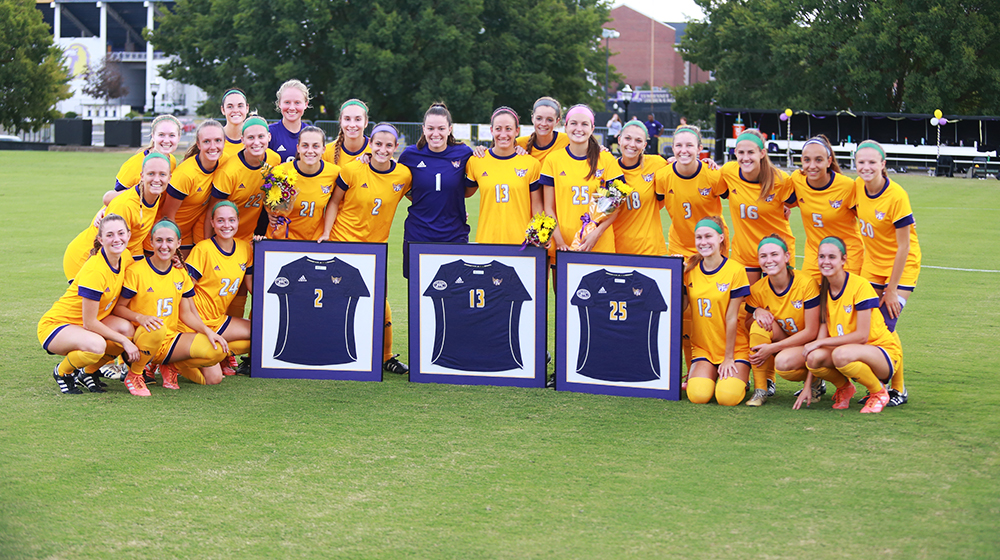 Seniors step up in Tech's thrilling 2-1 win over Austin Peay on Senior Day