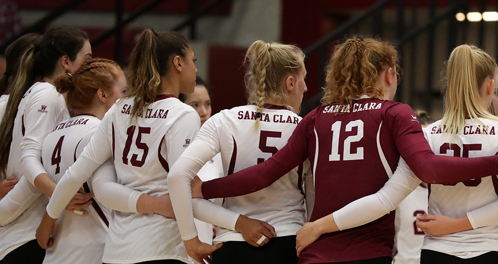 Santa Clara faces the teams picked to finish first (BYU) and second (San Diego) in the WCC preseason poll this week.