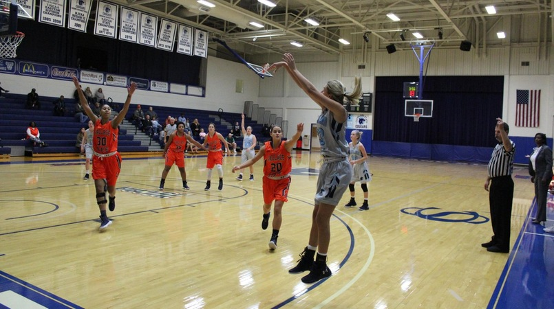 Lady Cougars Victorious Against Wallace State