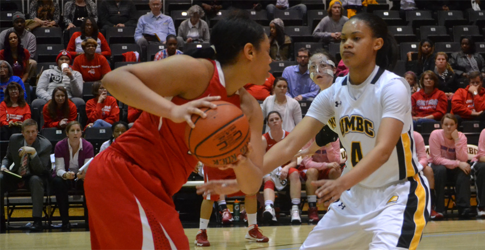 Women's Basketball's Hot Shooting Continues; Turnovers Plague Retrievers Versus Stony Brook, 72-51