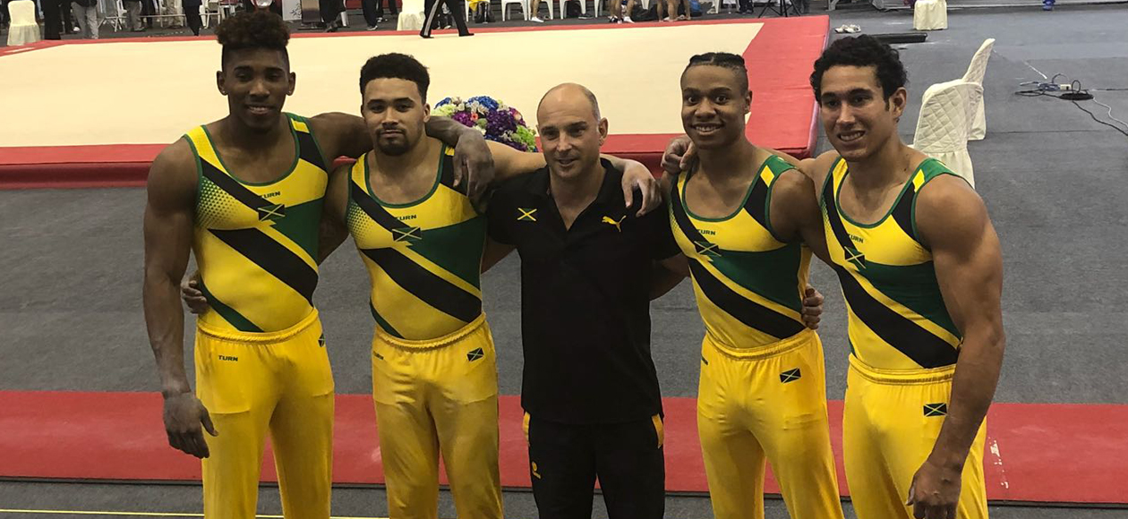 Lewis Competes For Jamaican National Team At Senior Pan American Championships In Peru