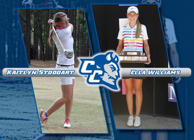 Women's Golf Announces 2017 Class