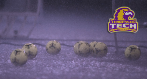 Tech soccer match at Lipscomb canceled due to rain