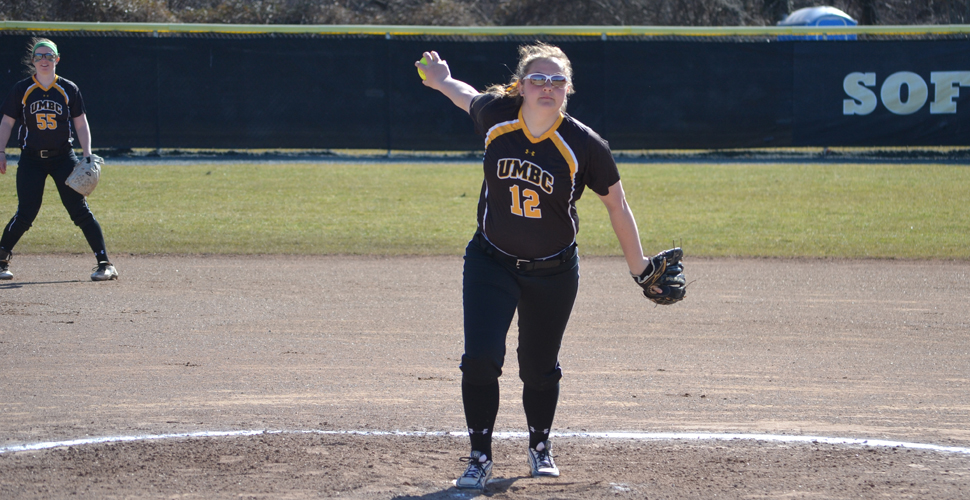Puccio Named America East Pitcher of the Week; Softball hosts Norfolk State for Wednesday Doubleheader