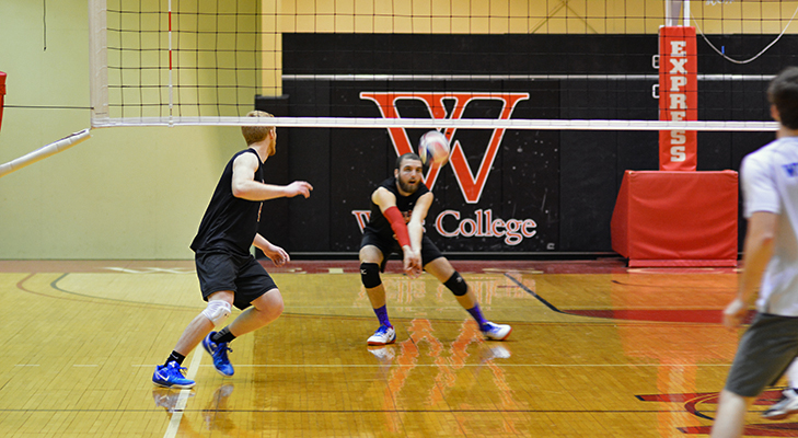 Men's Volleyball Drops Back-To-Back Matches at Juniata