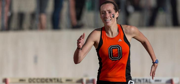 Oxy Women Finish 2nd For First Time Since 1999
