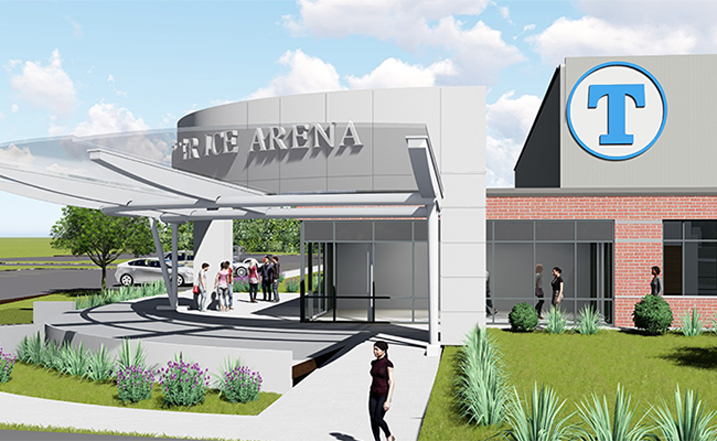 IEDC Approves Regional Cities Funding for Arena Projects