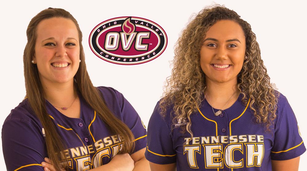 Cruse, Thomas named to all-OVC softball squads