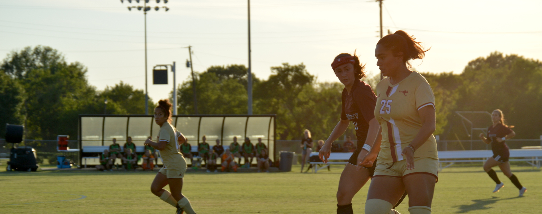 Women's Soccer Falls to McMurry