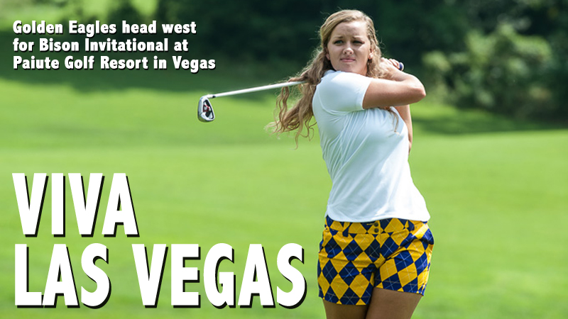 Golden Eagles heading out west for Bison Invitational