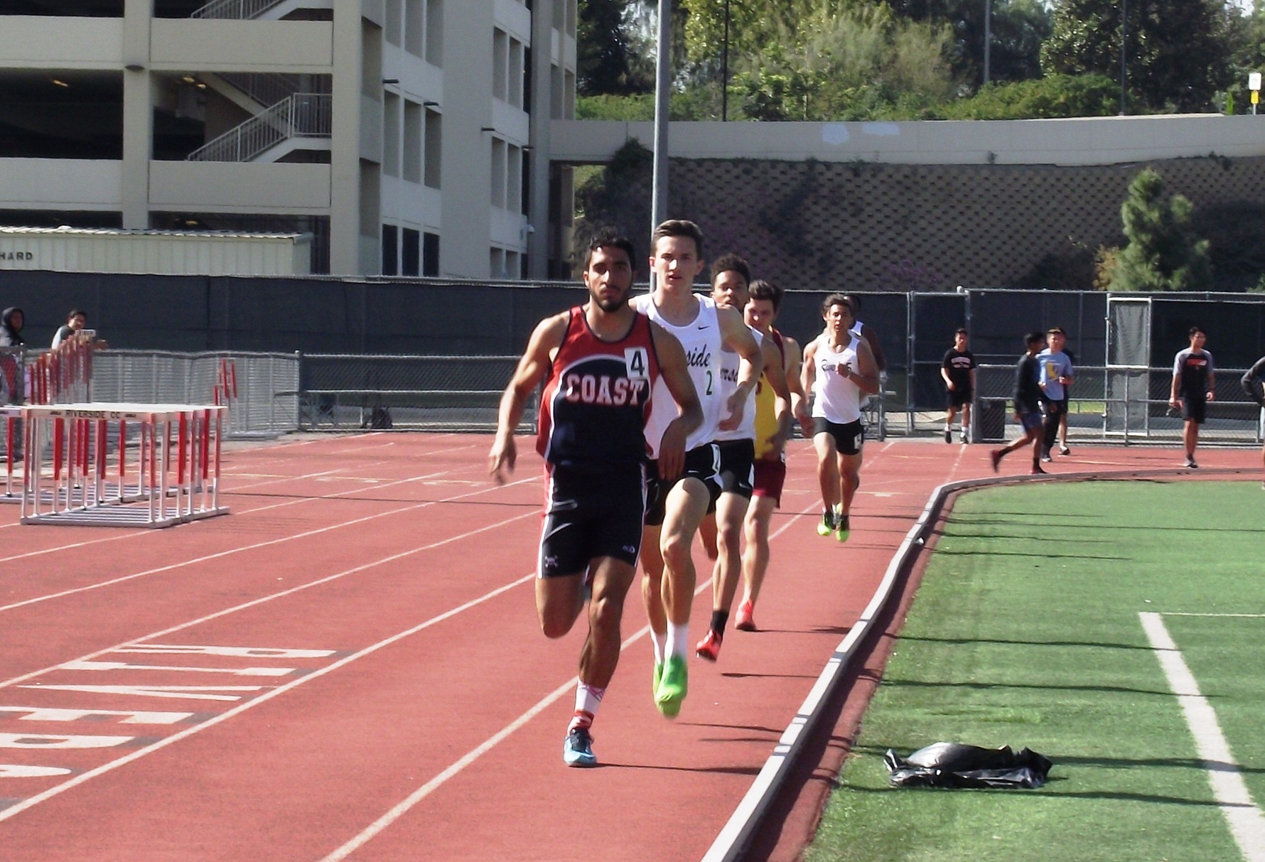 Morse takes second in decathlon at OEC Multi-Event Championships