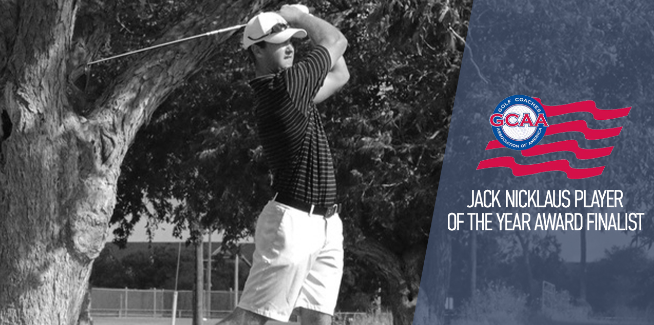 Southwestern's Osgood Named Finalist For Jack Nicklaus Player of the Year Award