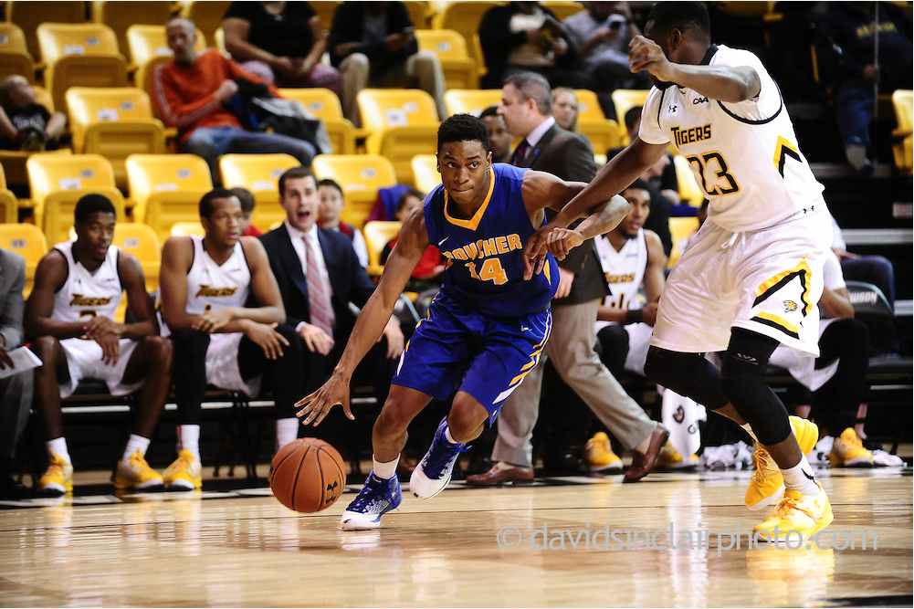Goucher falls in exhibition to Division I Towson